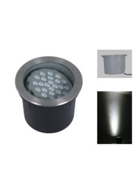 24W/36W Adjustable Inground Light