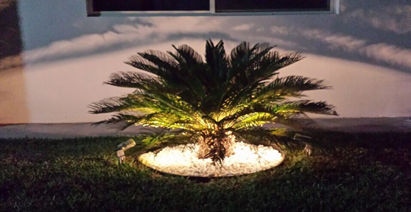 3W mini LED Garden Light IP67