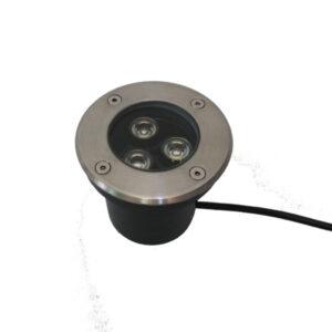 3W LED Inground Light