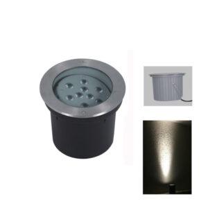 9W/18W LED Ajustable Inground Light