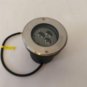 3W/6W/9W LED Ajustable Inground Light