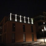 Architecture Wall Facade Lighting