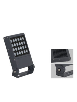 24*1W LED Floodlight