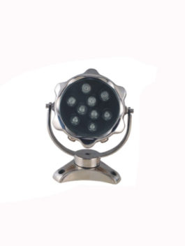 9W/12W RGB LED Underwater Light