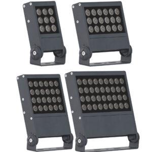 9W-48W low profile slim LED Floodlight Spotlight IP65