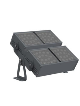 144W Single Color, 240W DMX512 RGBW