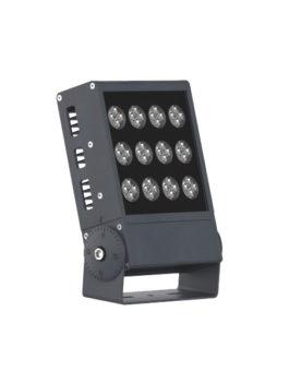 48W 60W Single Color RGB/RGBW DMX512 LED Floodlight IP65