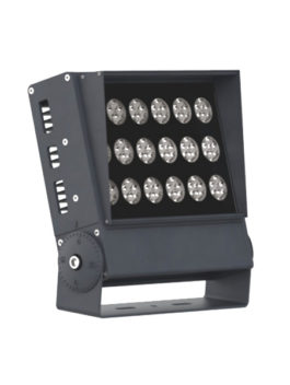 72W 90W Single Color RGB/RGBW DMX512 LED Floodlight