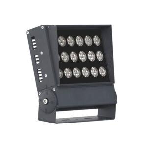 72W 90W Single Color RGB/RGBW DMX512 LED Floodlight