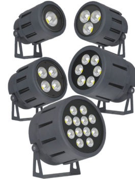 10W-200W COB LED Floodlight 15°/23°/38°/45°/60° IP65