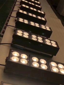 50W ~ 400W COB LED Floodlight 15°/23°/28°/45°/60° IP66