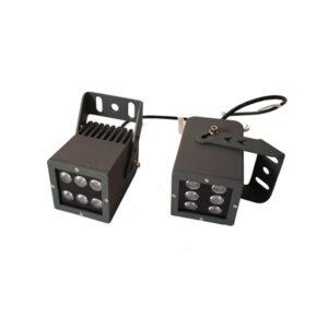 12W 16W CREE LED Floodlight 5˚ 8˚ 15˚ 30˚ 45˚ 60˚ optional