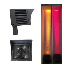 20W Square CREE LED Floodlight Spot Lamp Narrow Beam IP65