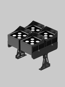 120W CREE LED Floodlight Spot Lamp 3/8/15/25 degrees IP65