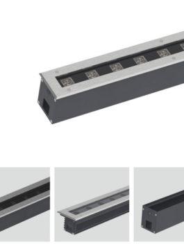 18W 24W 36W single light 36W 48W RGB/RGBW LED Inground Light IP67