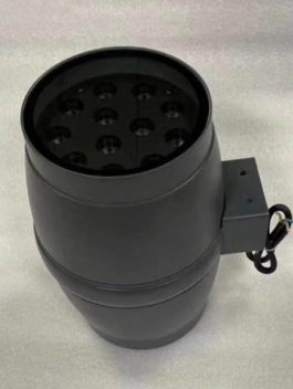 72W 108W 144W LED Double Head up and down Wall Lamp IP65