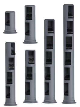 LED Pillar Floodlight