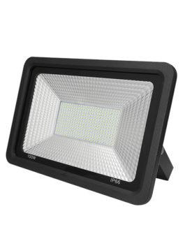 30W 50W 100W 150W 200W Slim LED Floodlight Outdoor Luminaires IP66