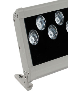 40W 35cm Slim LED Floodlight Wall Washer Narrow Beam IP65
