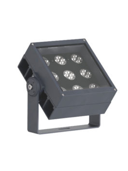 25W single color 36W RGB/RGBW DMX512 LED Floodlight P65