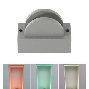 10W LED Window Light Garage Hallway Architecture Outline Lighting 180˚ IP65