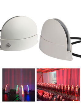 12W LED Window Trick Light Garage Hallway Aisle Lighting 180˚ IP54/IP65