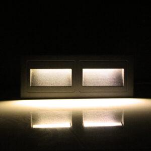 6W AC85-265V COB LED Staircase Step Light Ramp Wall Lamp IP65